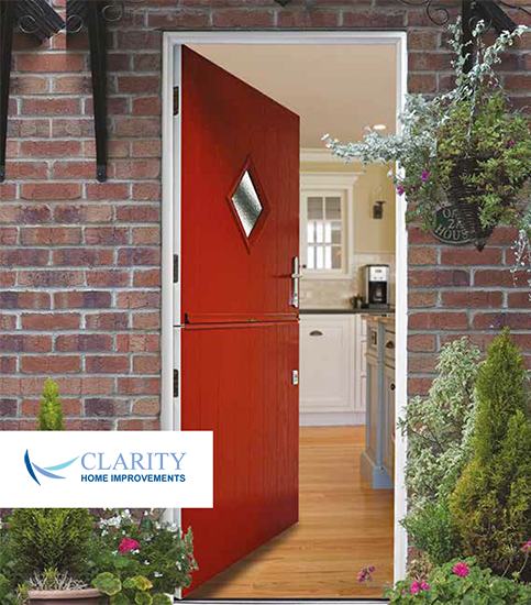 Clarity Home Improvements Composite Doors